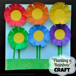 43 Fun and Easy Little Kids Craft Ideas