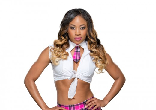 Cameron (Former WWE Diva)