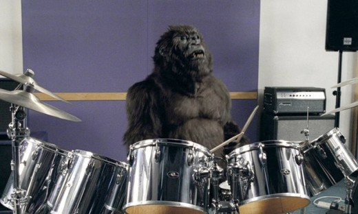 No its not Harambe, but could Phil Collins be pulling the Sunday golden oldie slot?