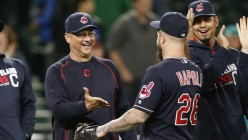 Indians Manager Terry Francona is the Tribe's 10th Man with a winning attitude and record.