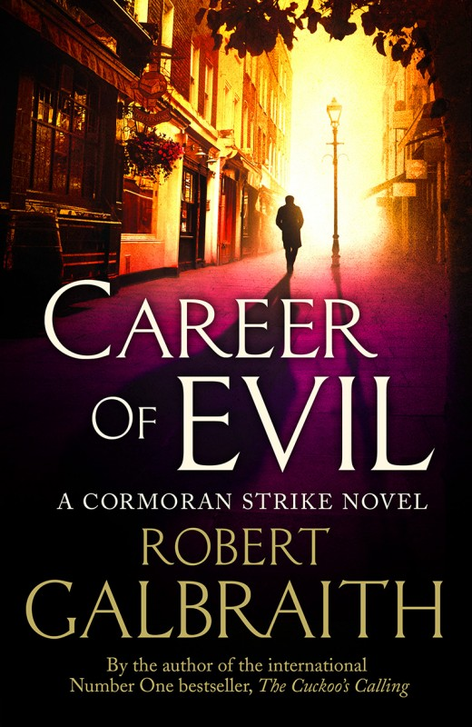 Career of Evil, UK Hardback