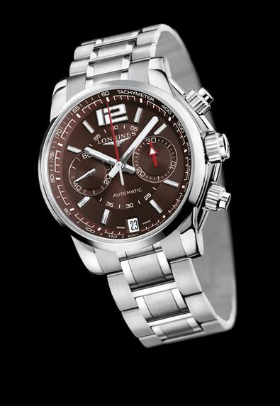 Longines Admiral Stainless Steel