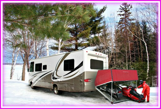 Big fancy motor homes are great for travel, but may be impossible to sell when the vacationing ends.