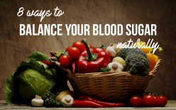 8 Ways to Balance Blood Sugar Naturally