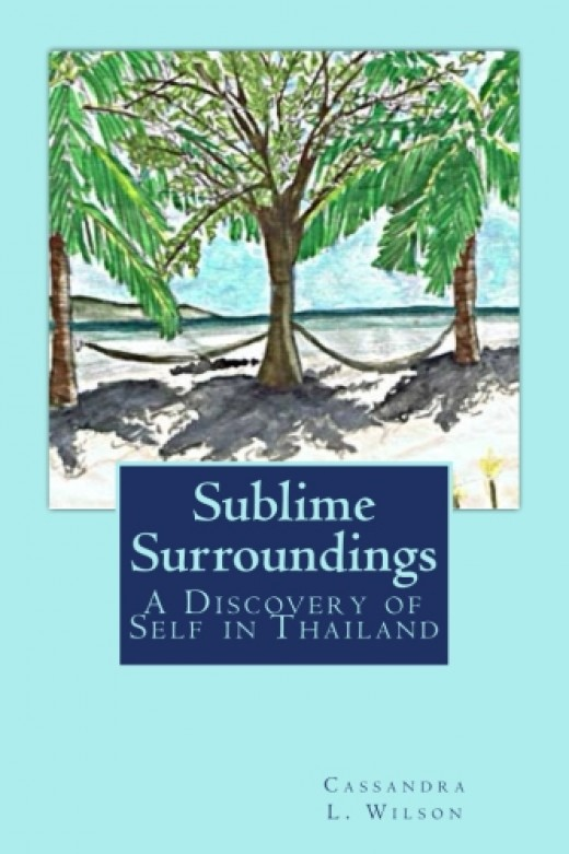 Sublime Surroundings Book Cover