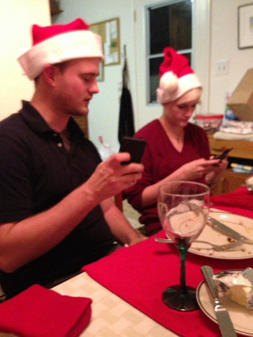 Elves, Busily at Work