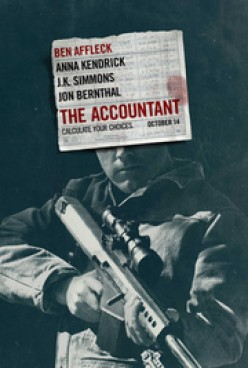 Balancing The Books His Way: The Accountant