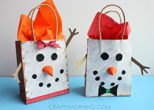 50 Creative Paper Bag Craft Ideas Hubpages