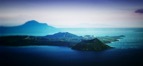 Taal Volcano: smallest volcano in the world