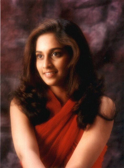 Indian actress Shalini Kumar