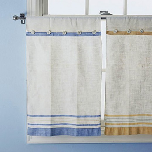 25 Free Curtain Patterns To Sew