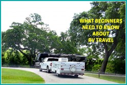 What Beginners Need to Know About RV Travel