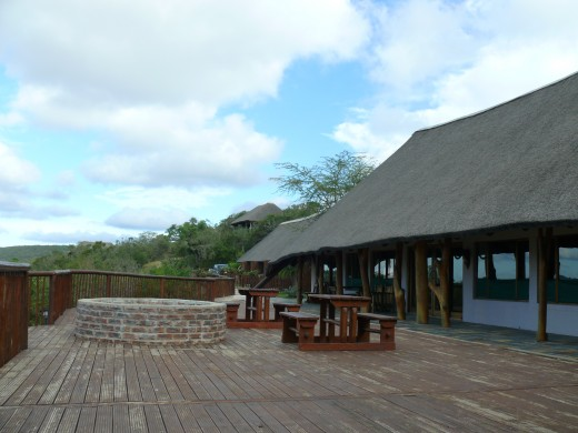 The Lodge at Mpotshane in the Eastern Cape