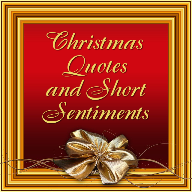 Short Christmas Quotes and Sayings for Cards | Holidappy
