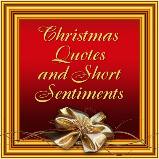 Short christmas quotes and sayings for cards holidappy the m4hsunfo
