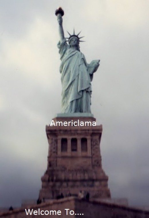 Welcome to Americlama? Or is this still America?