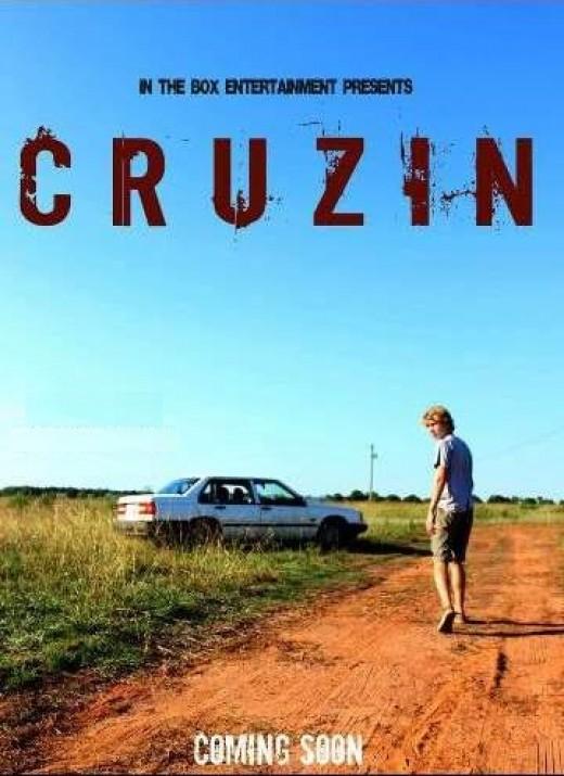 Jesse Scott' Bryan's new film, Cruzin', will be screened at film festivals starting in January, 2017.