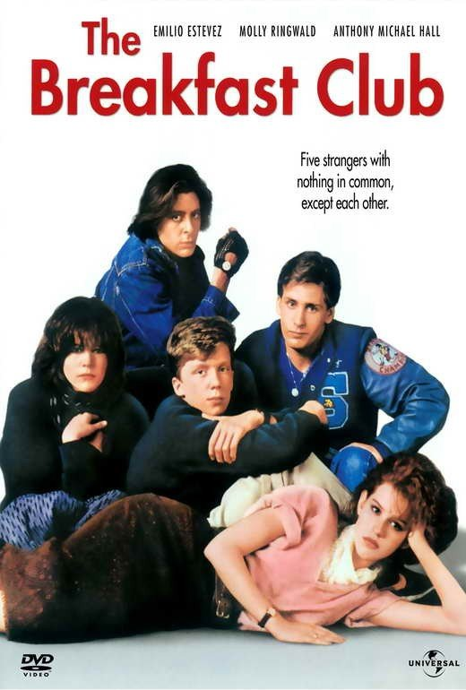 The was one of those coming of age films that Scott explores in his story lines. The film, along with St. Elmo's Fire movie brought us the Brat Pack.