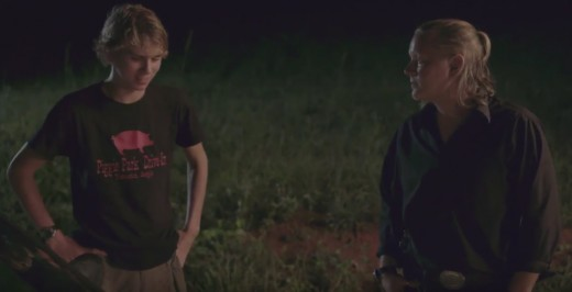 "Cameo Performance by Writer/Director/Producer ""Jesse Scott Bryan"" and Creator/Writer/Producer/Lead Actor ""Jack Andrews"" in CRUZIN Night Scene"