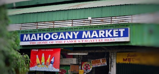 Mahogany Market - the home of the famous Tagaytay Beef