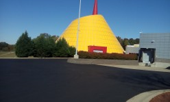 Traveling Around - Touring The National Corvette Museum
