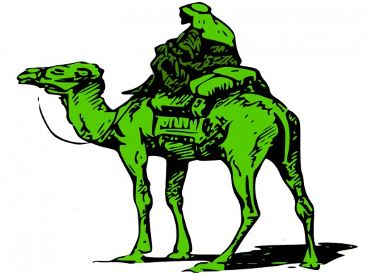 The Silk Road logo