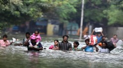 Chennai Floods 2015: A City That Was Drowned in Misery