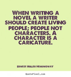 Novel Writing Inspiration