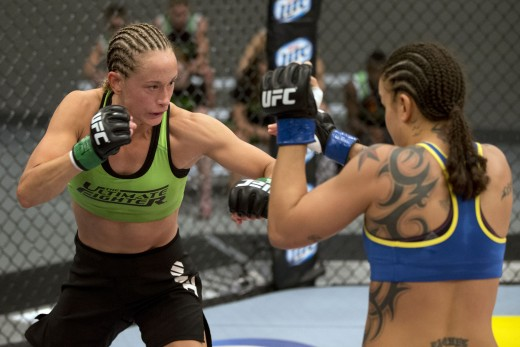 Jessica Rakoczy MMA