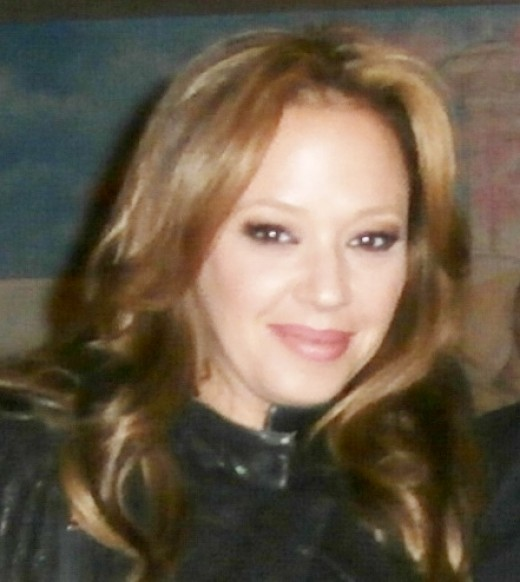 Actress Leah Remini