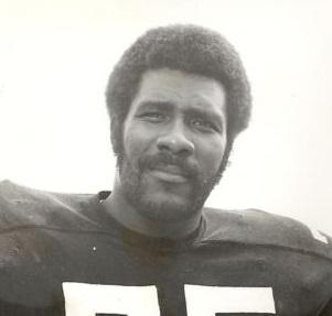Pittsburg Steelers legend, Mean Joe Greene
