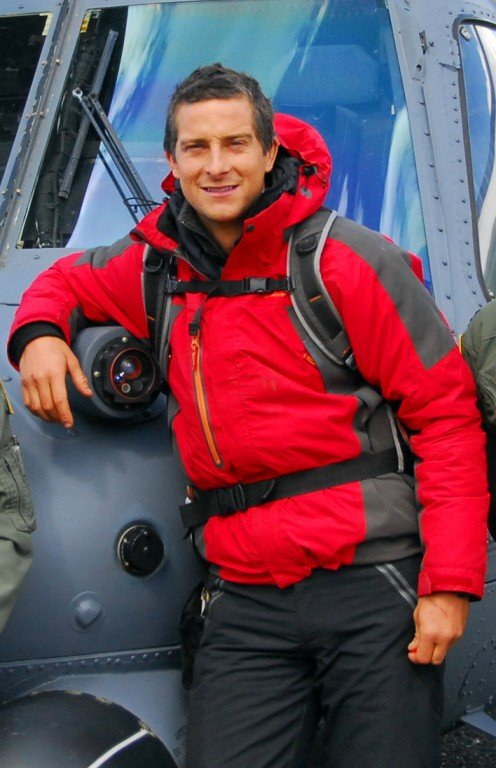 Survival expert, Bear Grylls