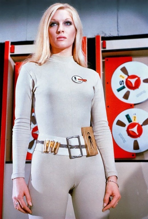 Unnamed SHADO personnel from Gerry Anderson's UFO