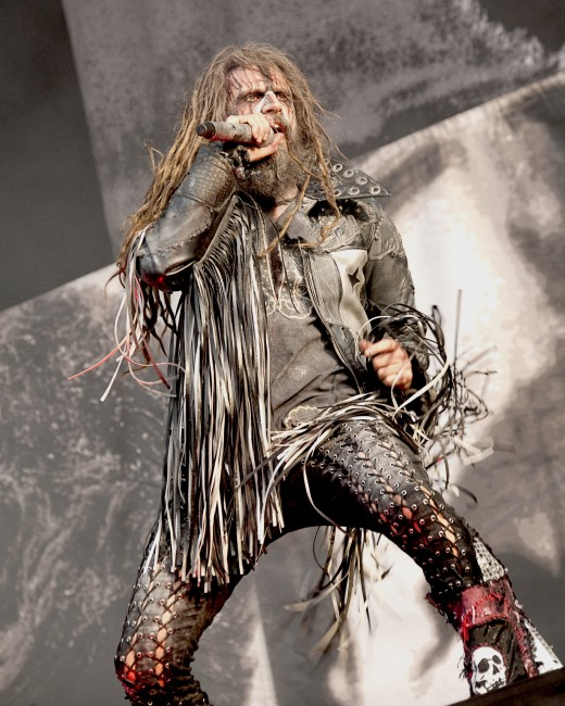 Rob zombie should not be missed