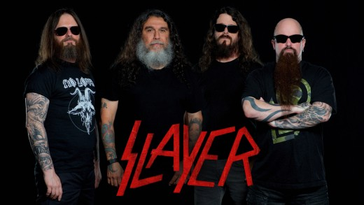 Slayer will be ones to watch next year
