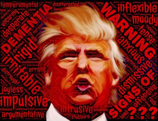 "Donald ""Insane"" Trump"