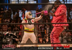 Believer's Backlash II: Mascarita Sagrada vs. Famous B (A Lucha Underground Preview)