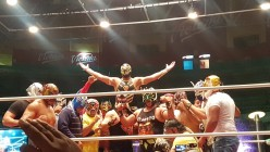 CMLL Puebla: Nothing Gold Can Stay