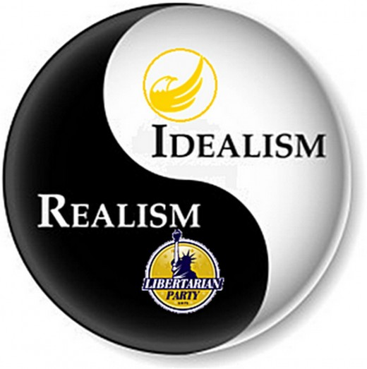 Every change to Reality begins with Idealism: We need both, thinkers and doers, together and separately, each in their own place and time.