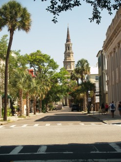 Visiting Churches of Charleston: A City of Some of the Oldest Churches in America