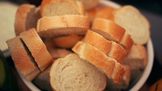 Nothing Smells like a Fresh, Hot Bread  -  Unless You Are Sensitive to Gluten