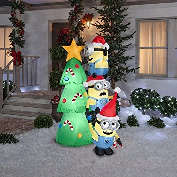 Minions are getting ready to celebrate this festive season with your family & loved ones!