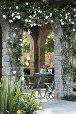 Rose Garden Splendor