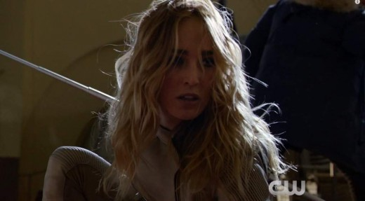 WHY MUST YOU TEAR ME APART LIKE THIS SARA LANCE?!
