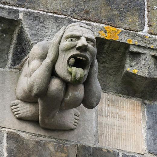 Paisley Abbey, Scotland