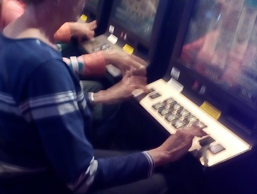 Slot Tournament, The Fitz, Tunica, MS