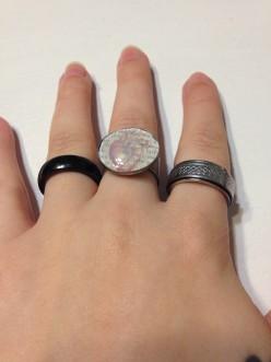 DIY Dimensonal Magic Ring for kids