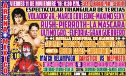 CMLL Super Viernes Preview: Dorada's Last Stand
