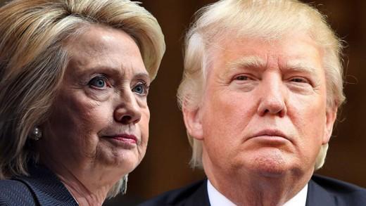 Hillary vs Trump