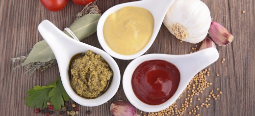 Condiment Recipes and Ideas